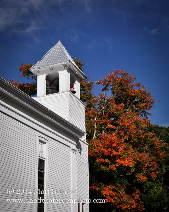 Old Church - Ovid, NY