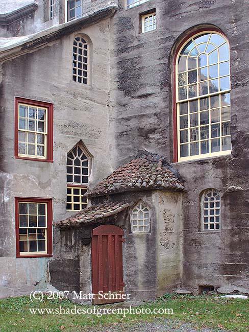 Fonthill Door and Windows, Doylestown, Pa