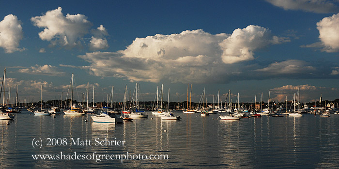 Newport Boats, Newport, Rhode Island