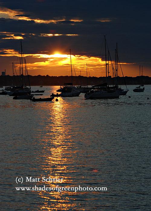 Newport Sunset, Newport, Rhode Island
