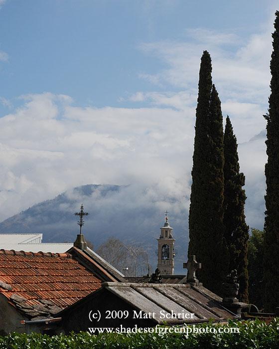 Italian Crosses, Lenno, Italy