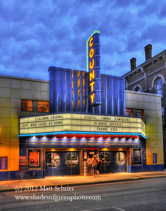 County Theater, Doylestown, Pa