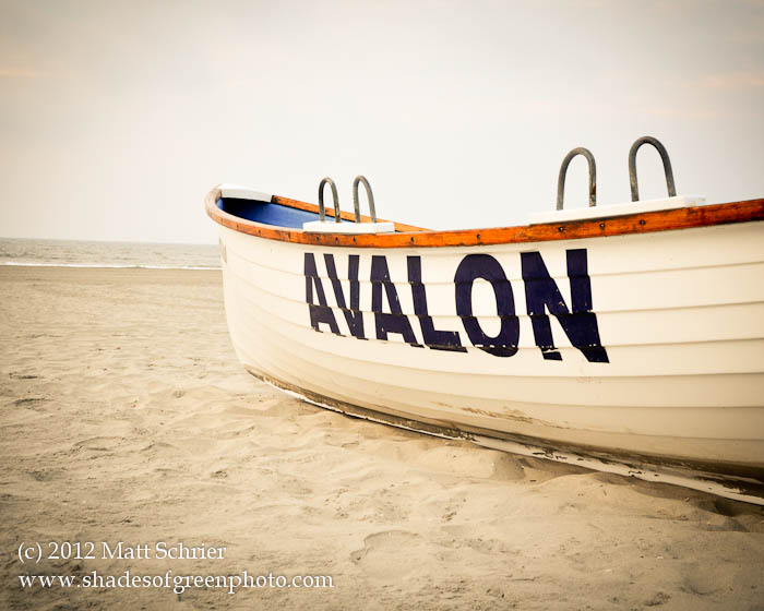 Avalon Lifeboat, Avalon, NJ